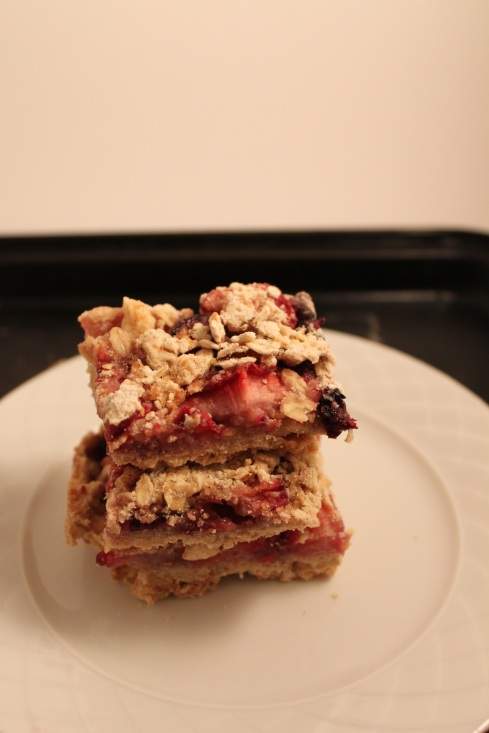 oat berry bars