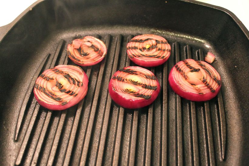 onions for steak salad