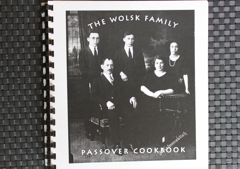 Wolsk Family Cookbook