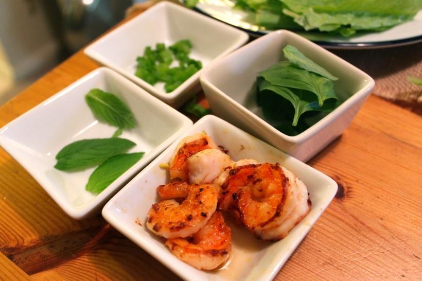 fresh spring rolls | two coast kitchen