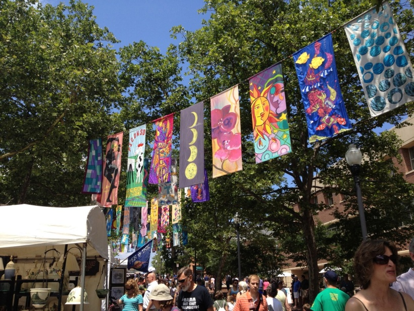 arts fest, state college, pa