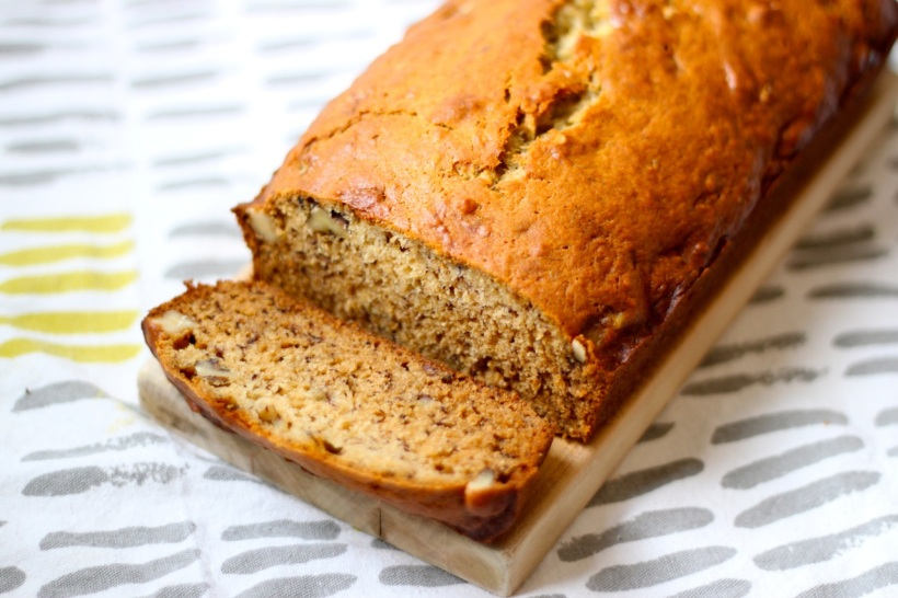 brown butter banana bread | two coast kitchen
