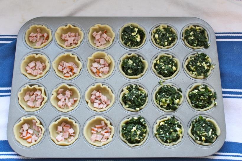 mini pies | two coast kitchen
